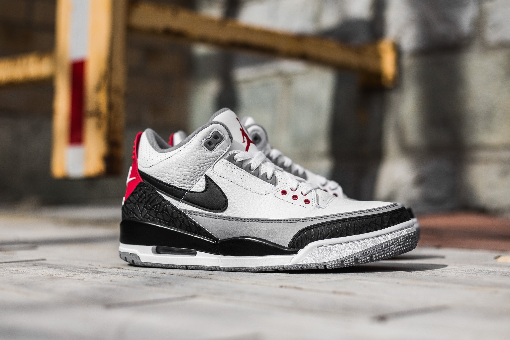 best service 574c8 c7bc2 To celebrate the birthday of Tinker Hatfield, Air Jordan has dropped a very  special delivery of Air Jordan 3 Retro