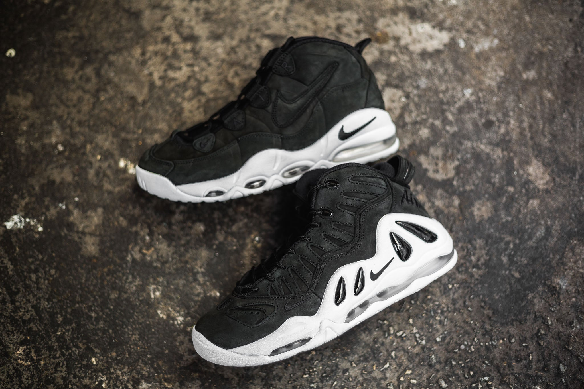 sports shoes 935a4 4f59f Nike Air Max Uptempo
