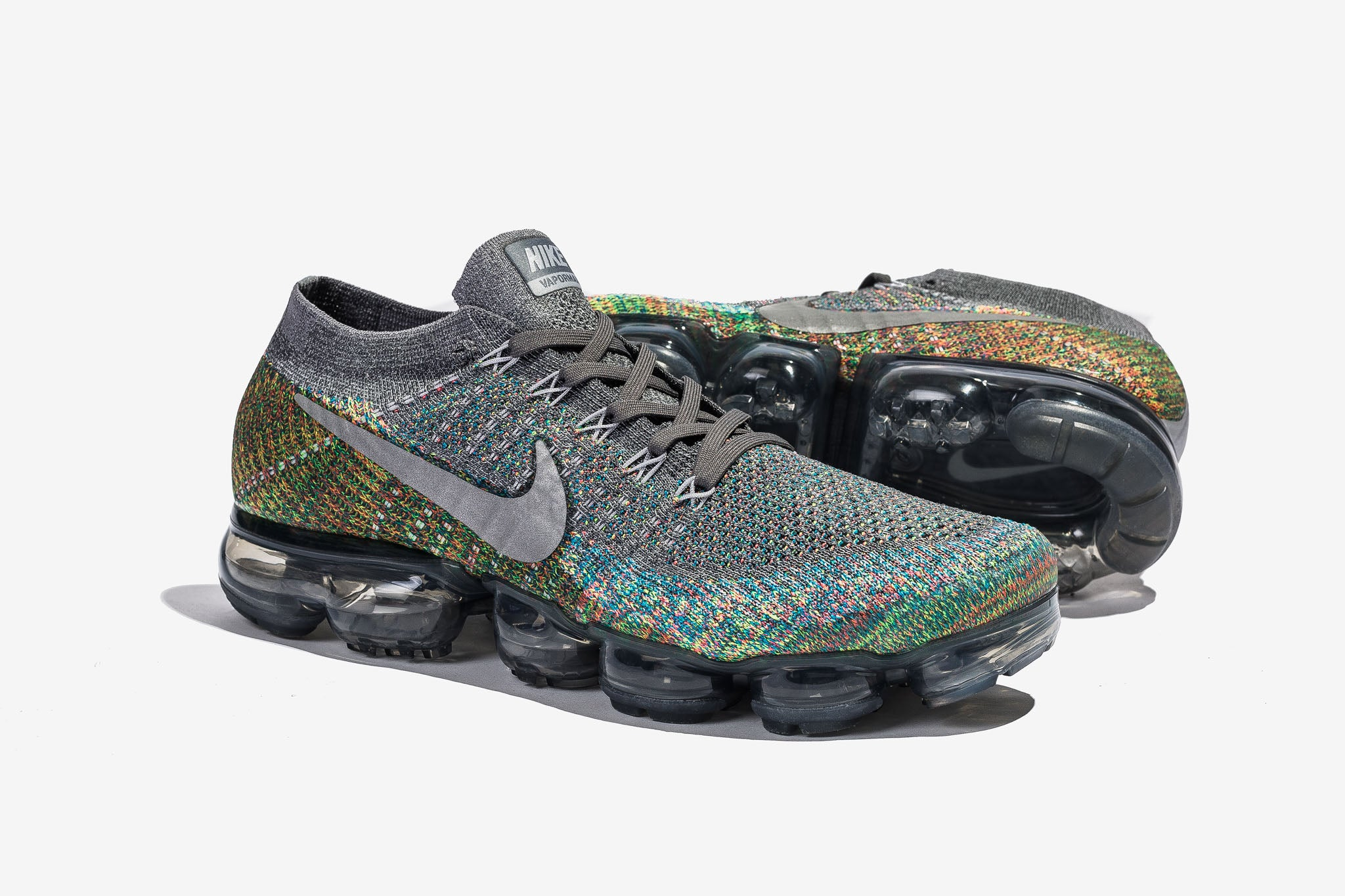 The Nike Air VaporMax Flyknit