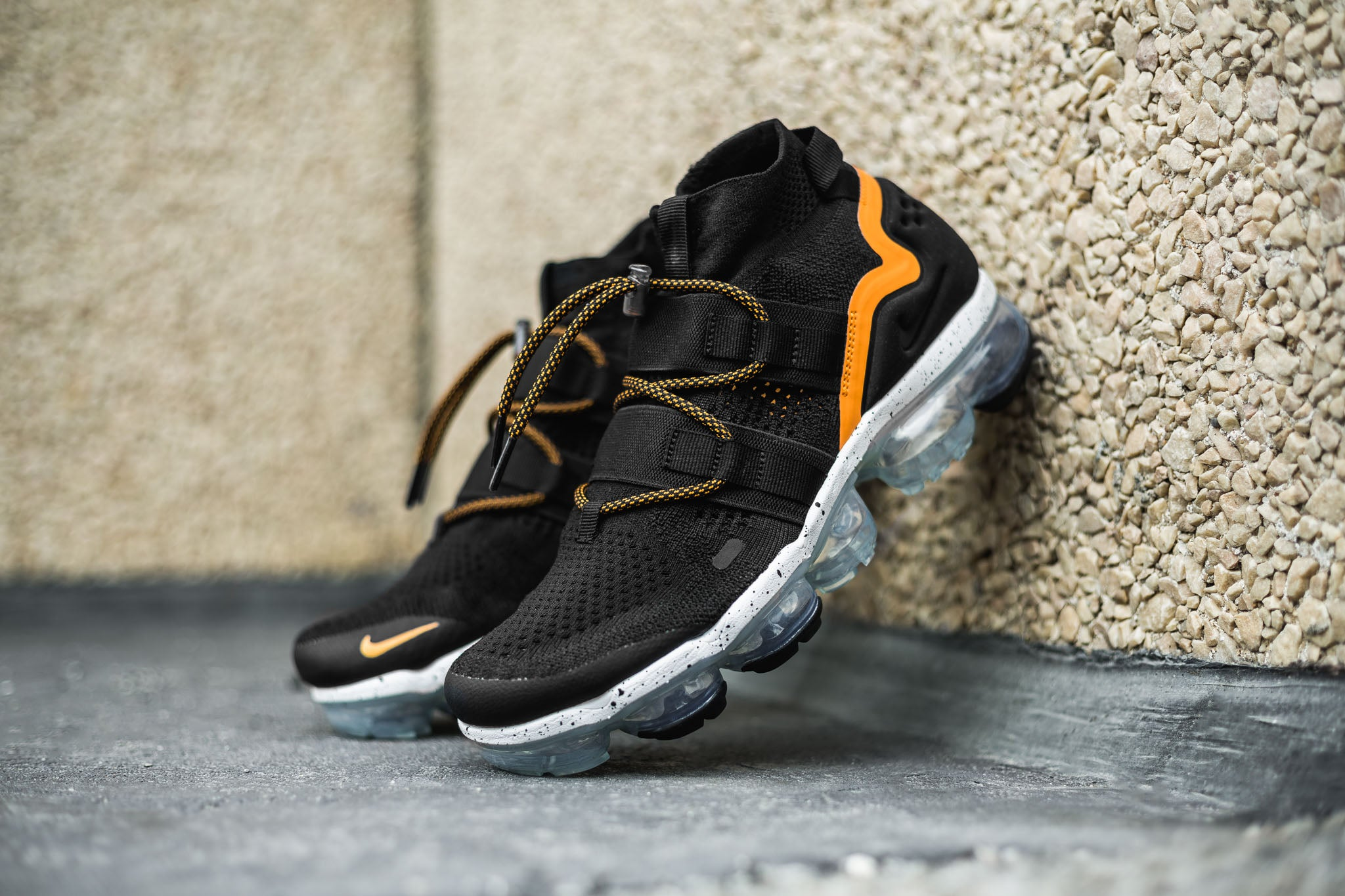 19bb1f5b11 The Air Vapormax FK Utility has a versatile lacing system with slotted  overlays for a new way to adjust the overall upper fit. Produced in a  three-quarter ...