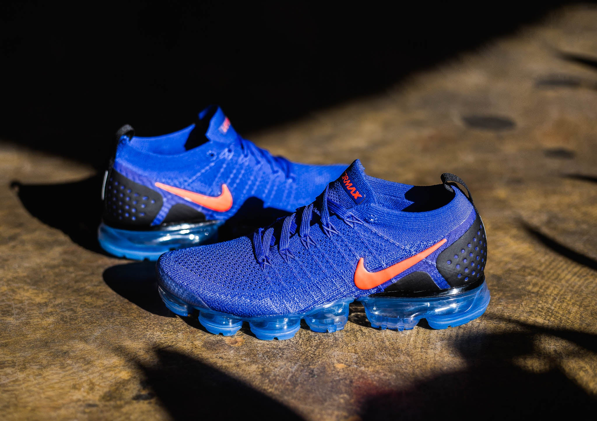 reputable site 83cfd b0019 Air Vapormax Flyknit 2 'Racer Blue' 05.03.18 – Capsule Online