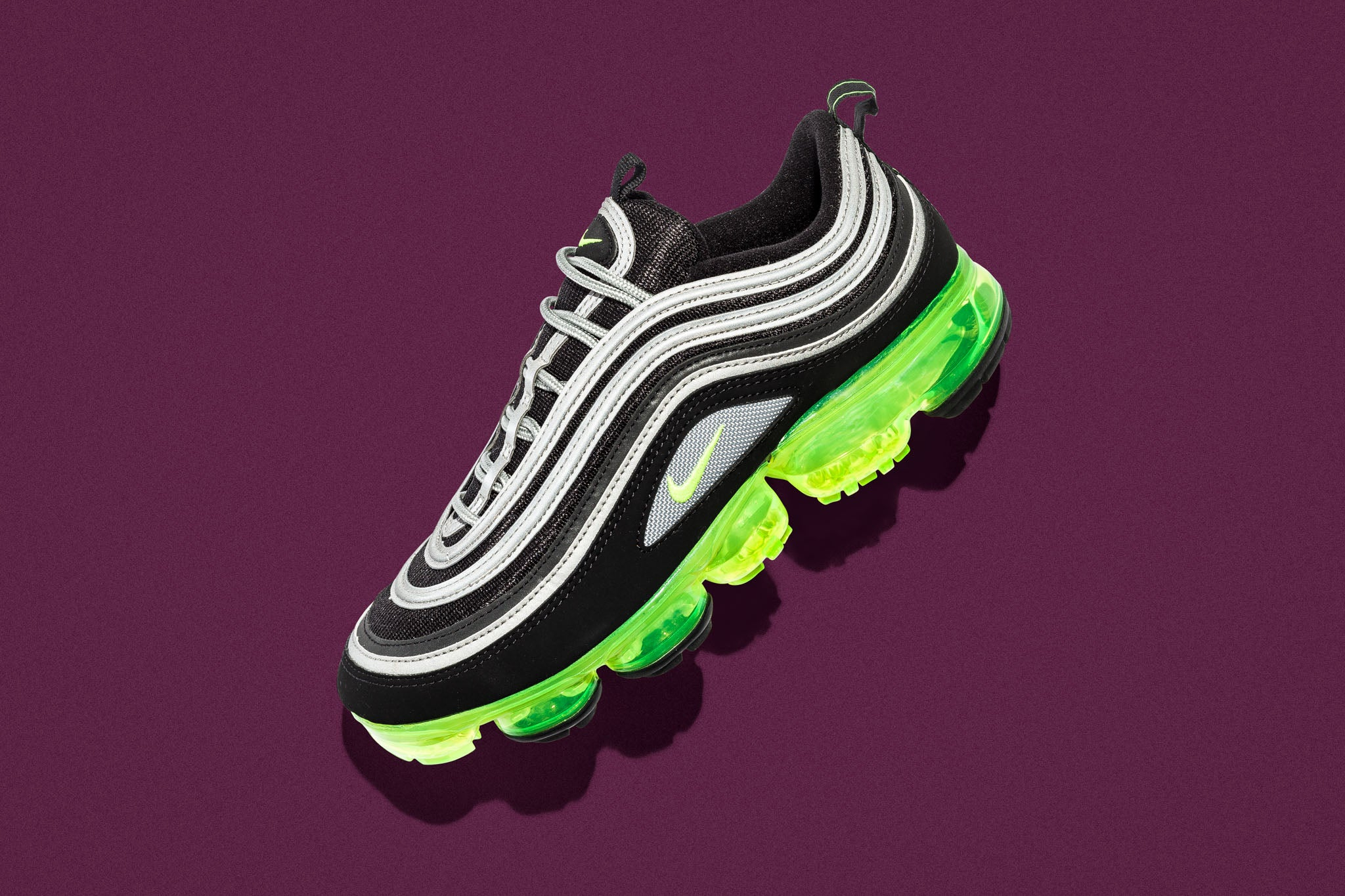 66978096eb7f78 The Air VaporMax 97 combines two iconic Air Max ancestors