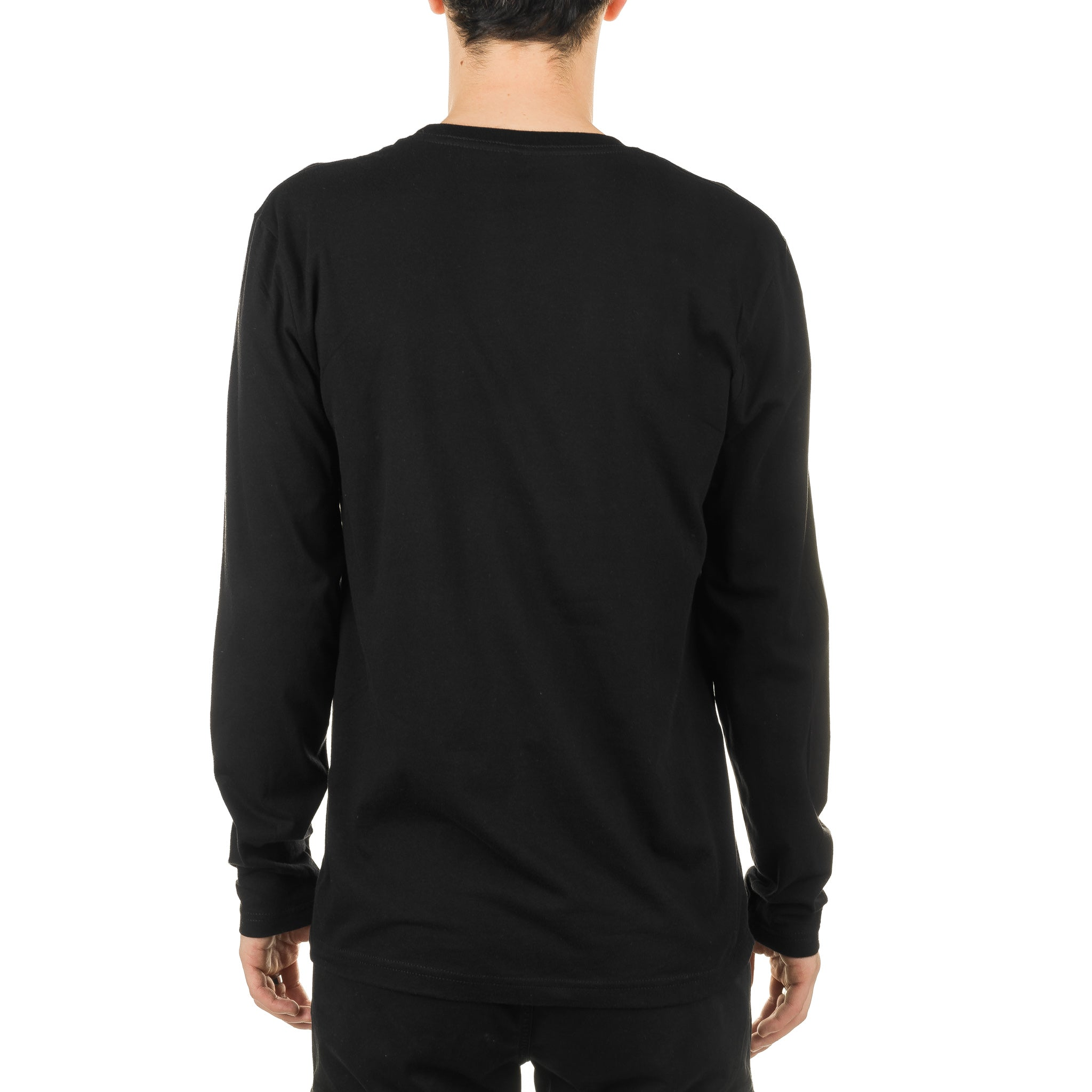 NB Hoops Ball LS Tee MT01673 Black