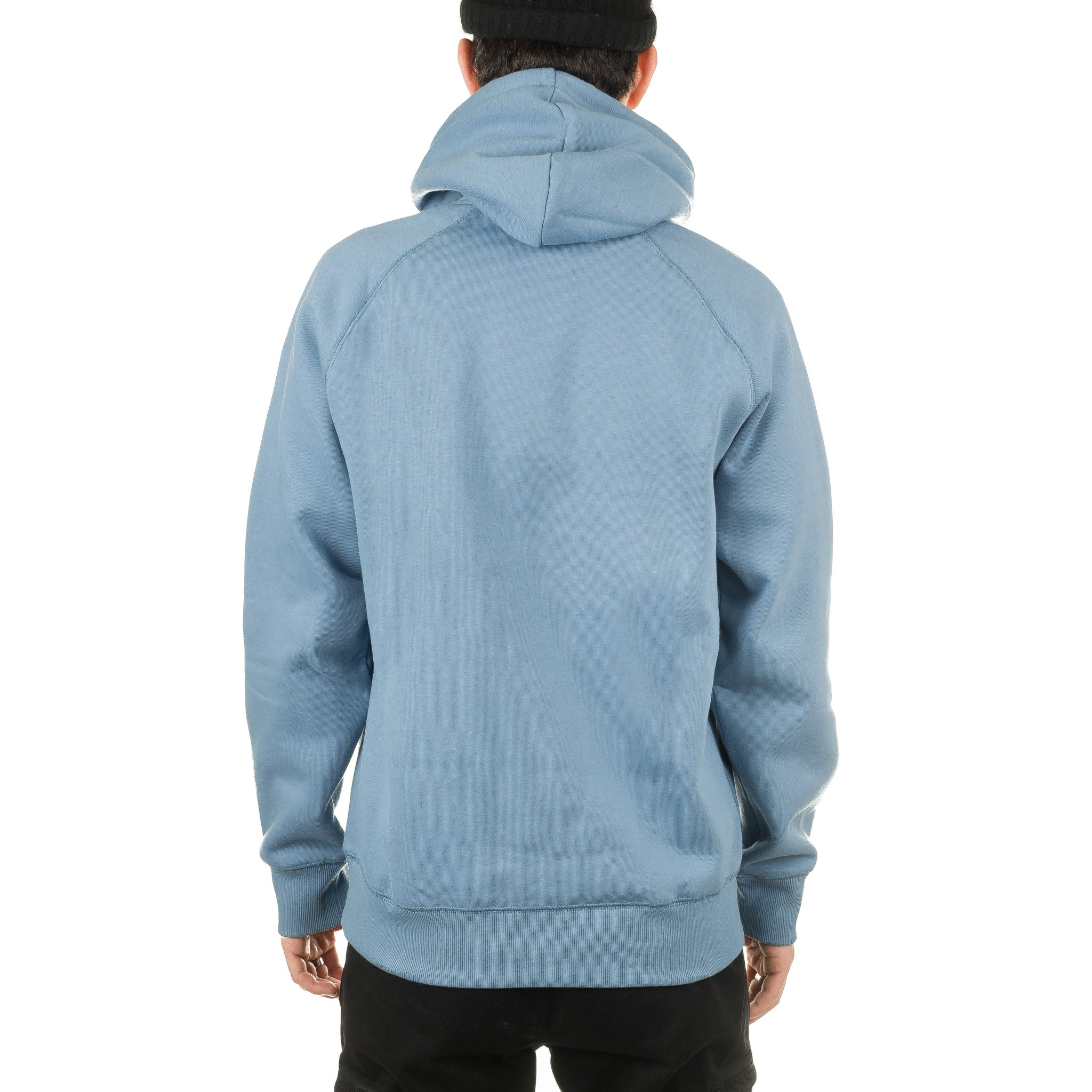 Hooded Chase Sweat I026384 Mossa