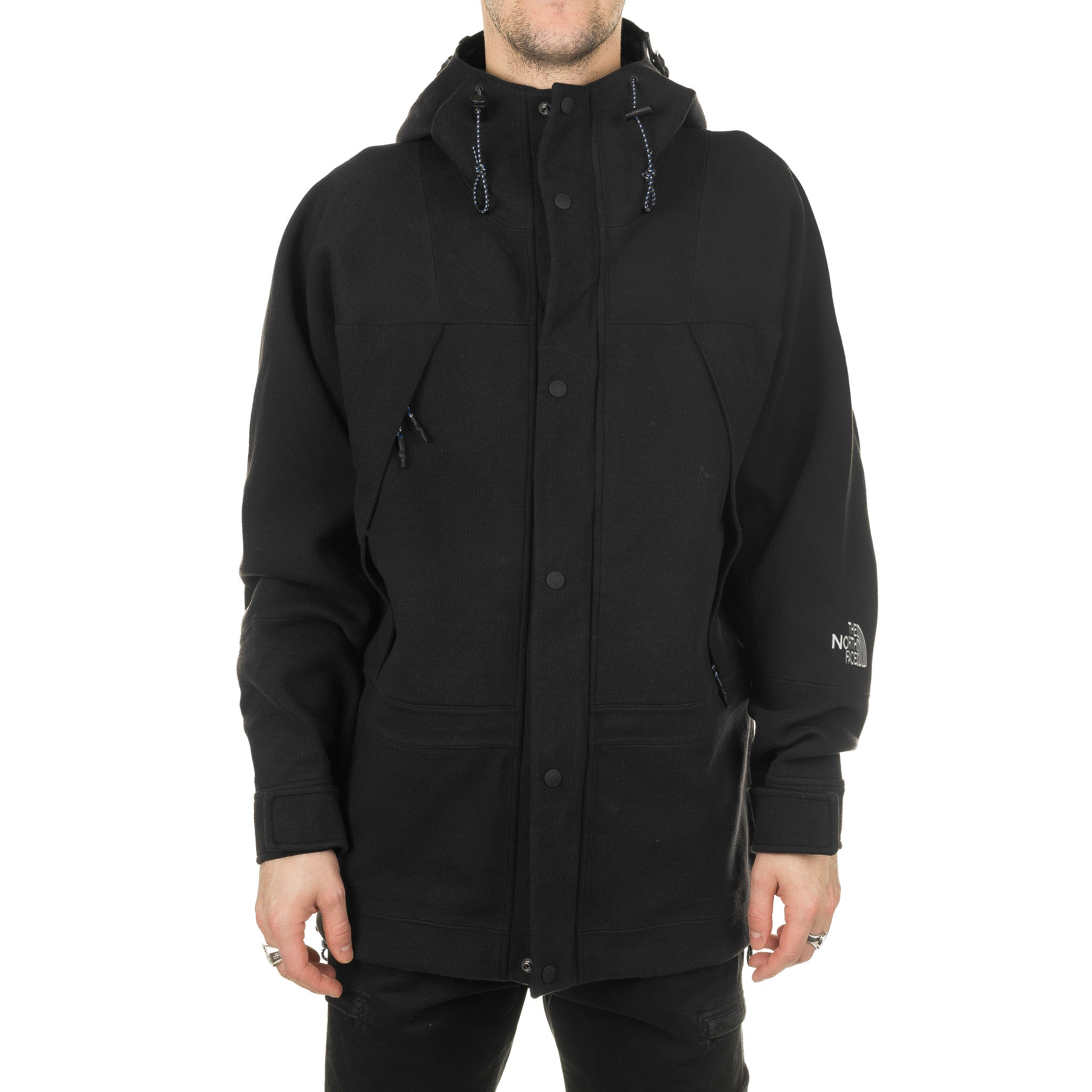 TNF Black Series Space Knit Mountain Jacket NF0A4AMG Black