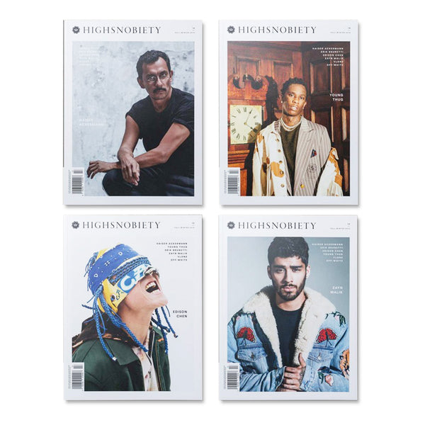 Highsnobiety Vol 13