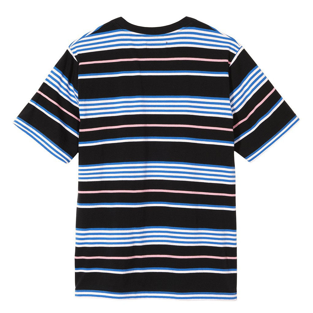 Thomas Stripe Crew 1140123 Black