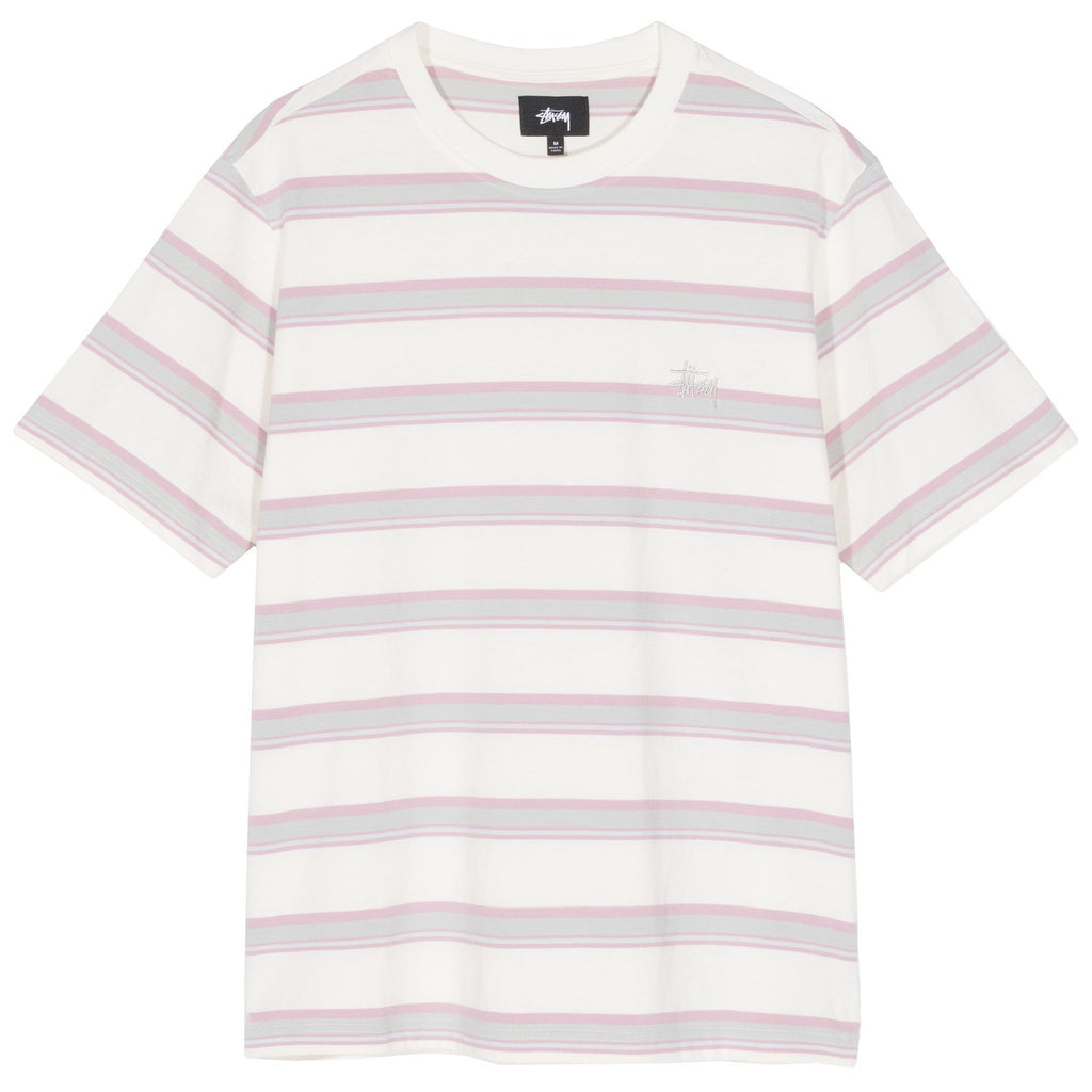 Harbour Stripe Crew 1140200 Natural