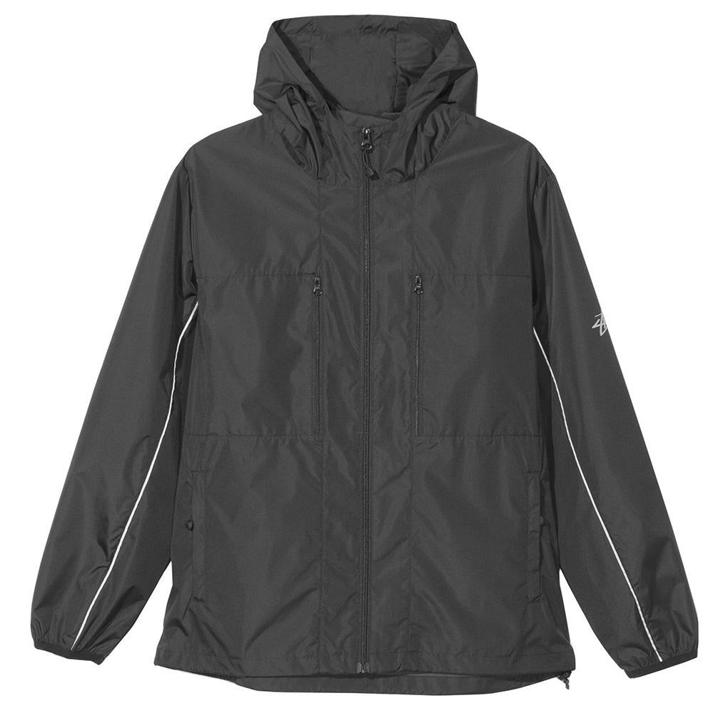 3M Nylon Panelled Jacket Black
