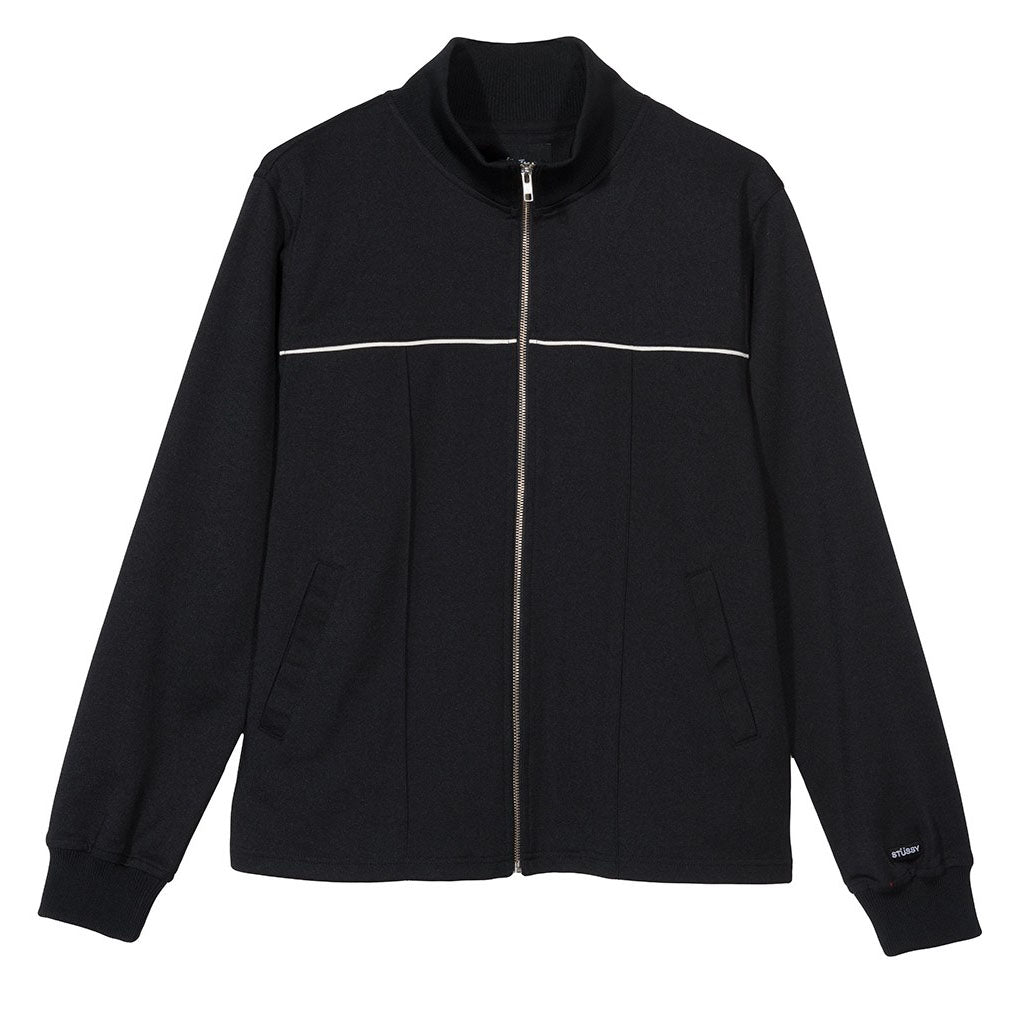 Poly Track Jacket 115442 Black