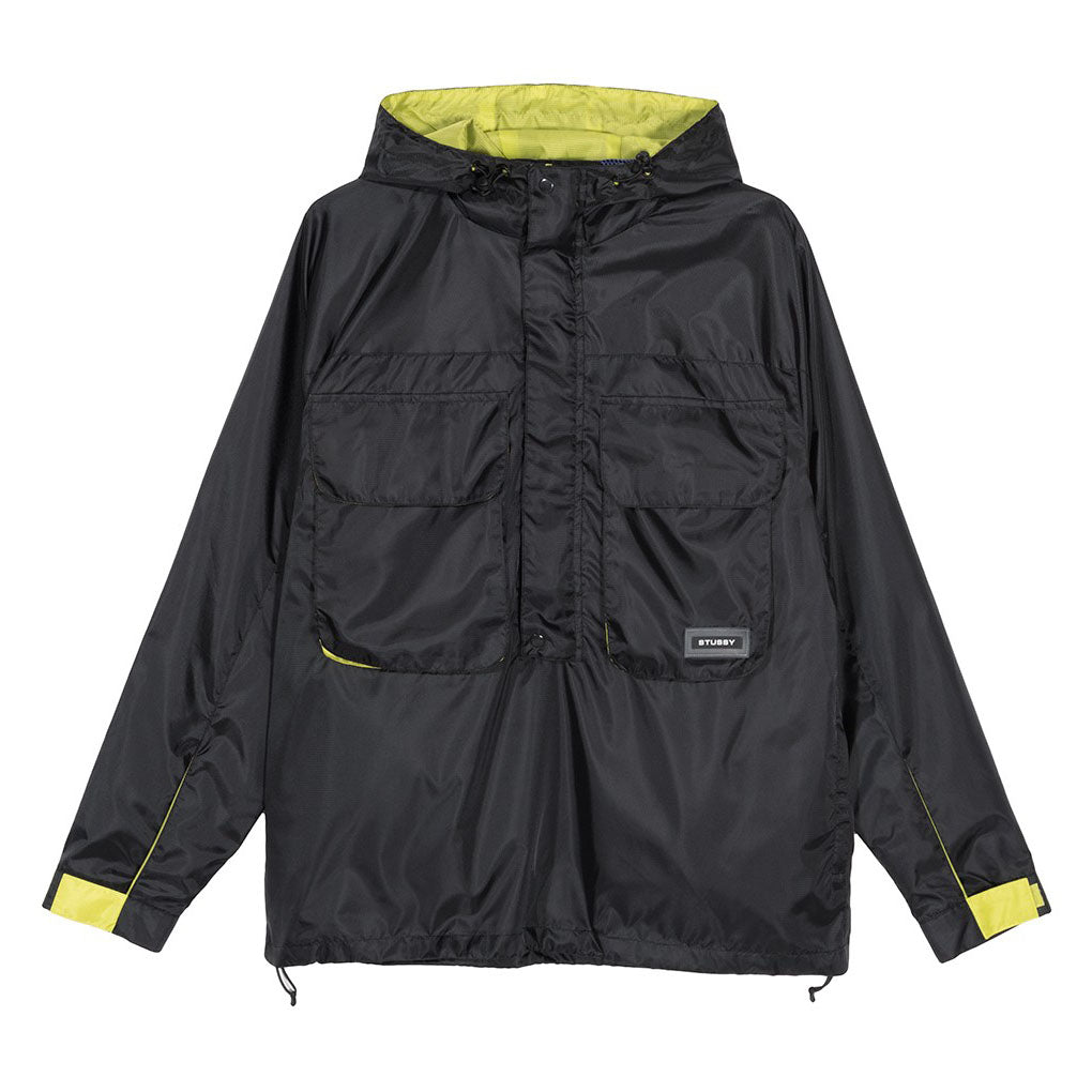 Drift Pullover Jacket 115451 Black