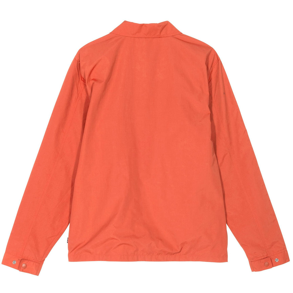 Classic Coach Jacket 115490 Orange