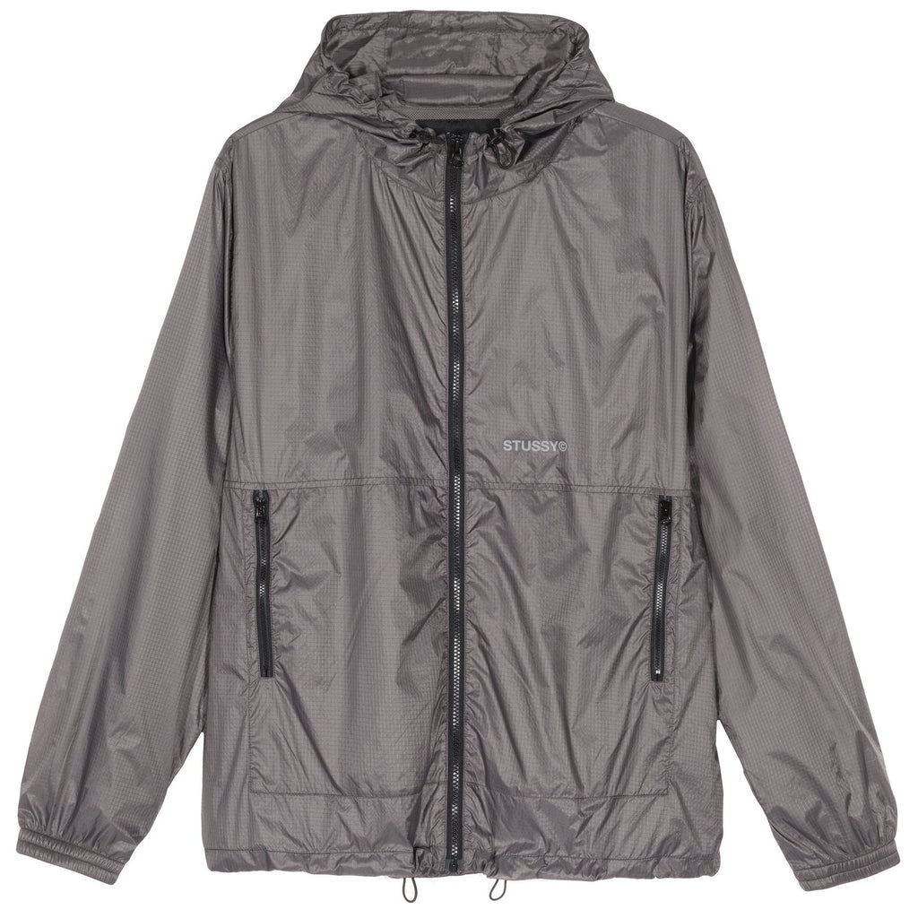 Tech Ripstop Jacket 115514 Grey