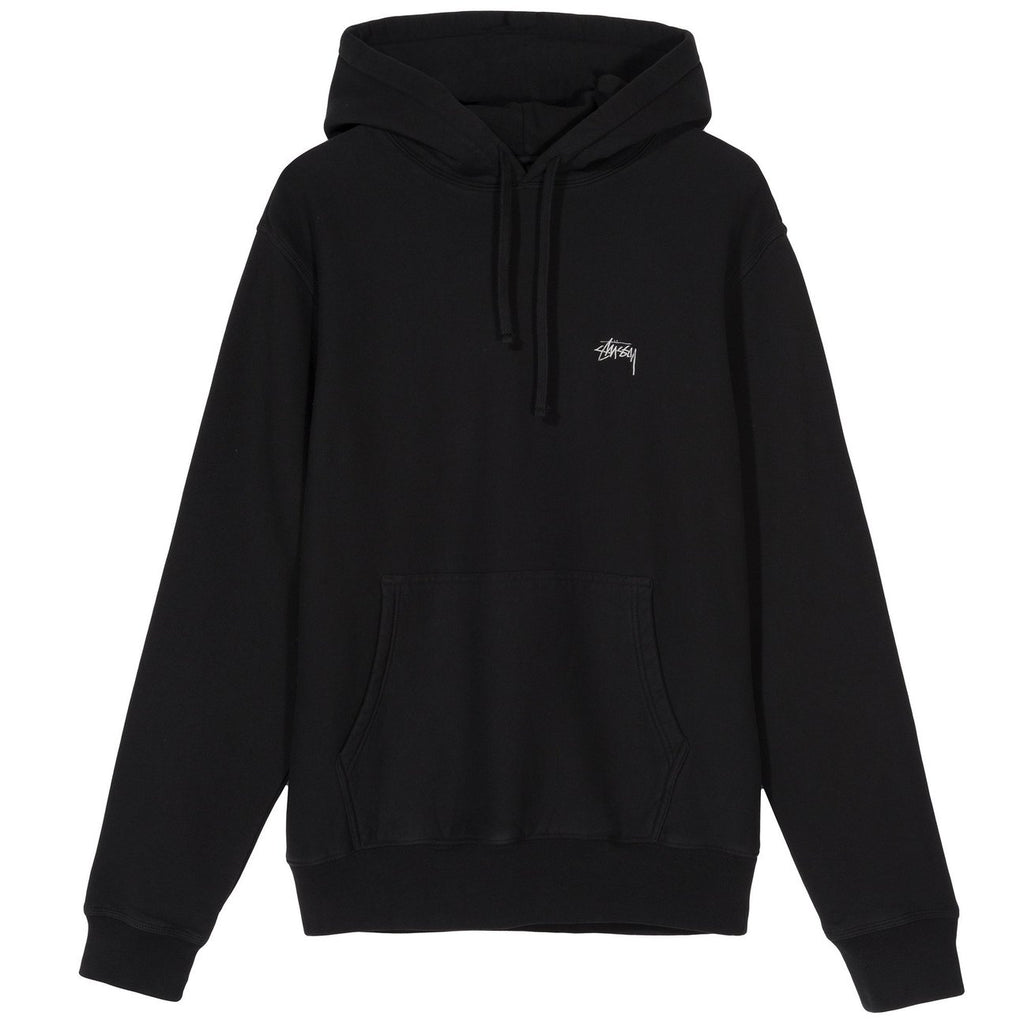 Stock Logo Hood 118364 Black