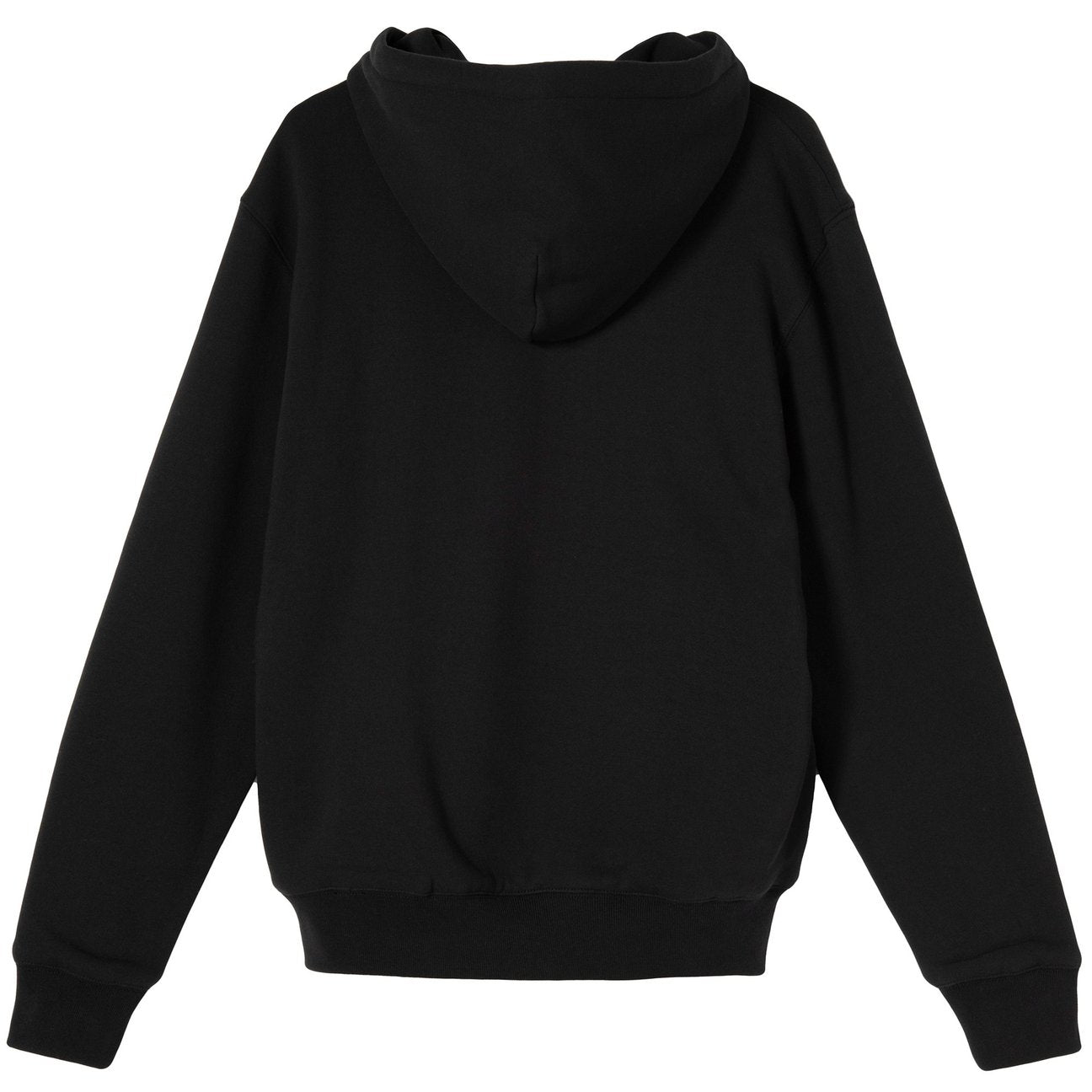 Thermal Zip Hoodie 118411 Black