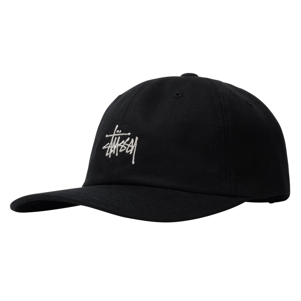 Stock Low Pro Cap 131982 Black