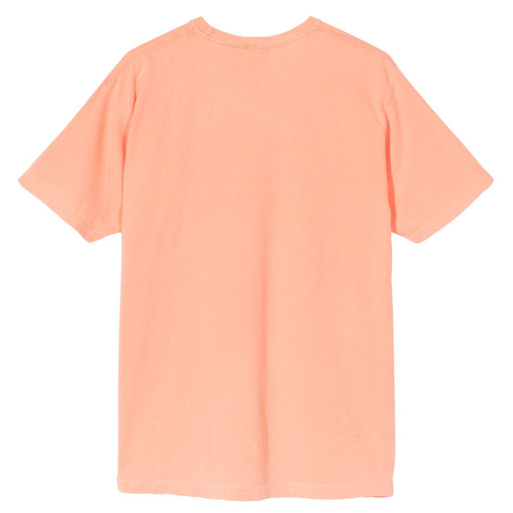 Stock Pig Dyed Tee 1904360 Coral