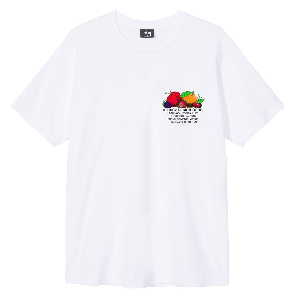 Fresh Fruit Tee 1904542 White
