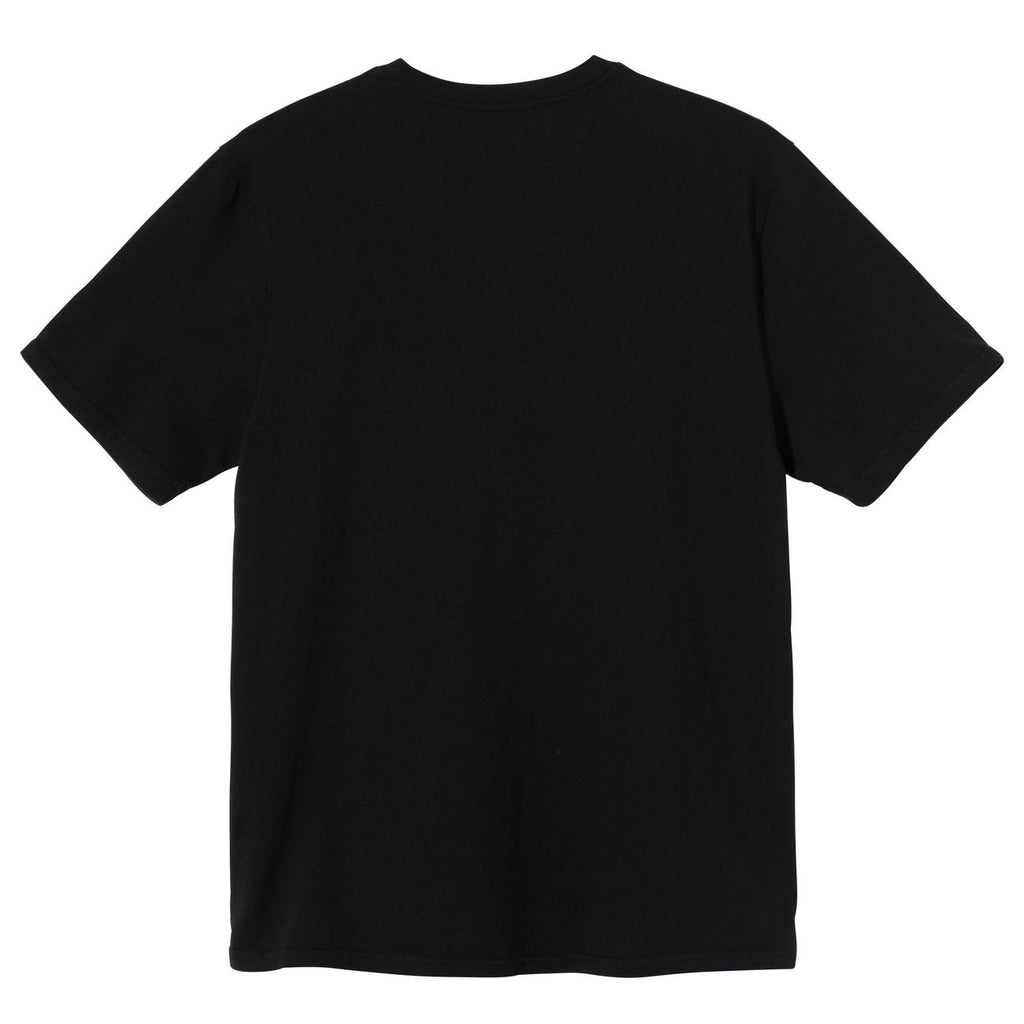 Rolling TV Dyed Tee 1904672 Black