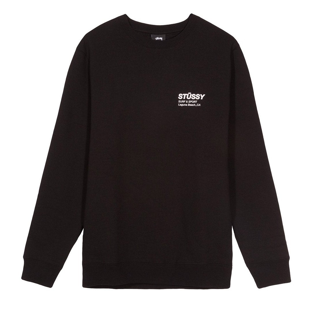 Surf&Sport Crew Black 1914269