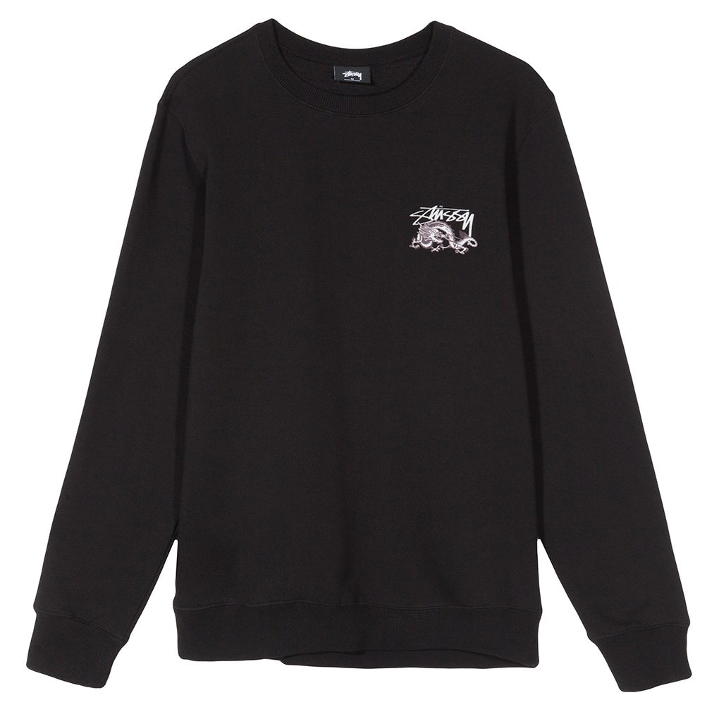 Dynasty Crewneck Sweater Black
