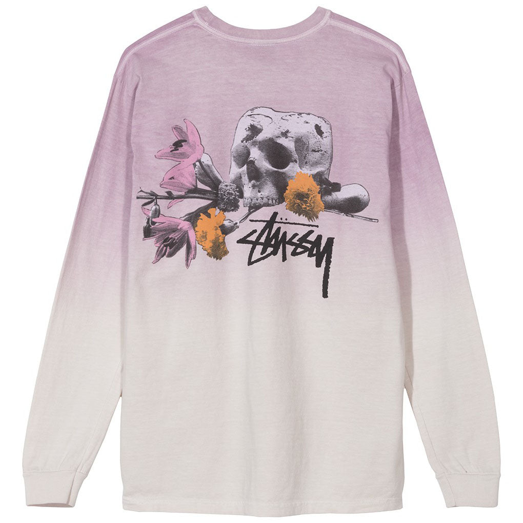 Offering Dip Dyed L/S T 1994371 Purple