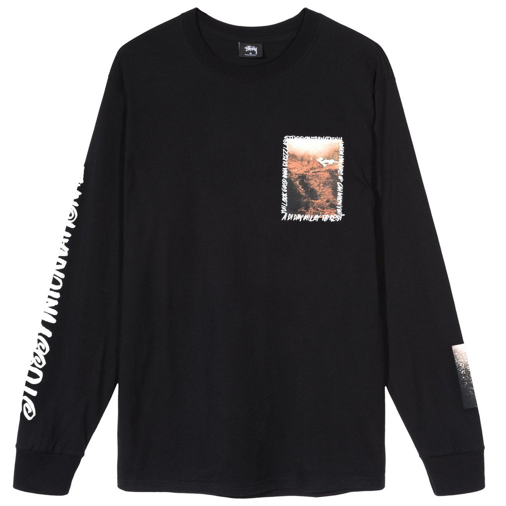 Great Outdoors LS Tee 1994492 Black