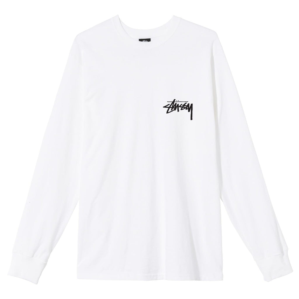 Peace & Love LS Tee 1994600 White