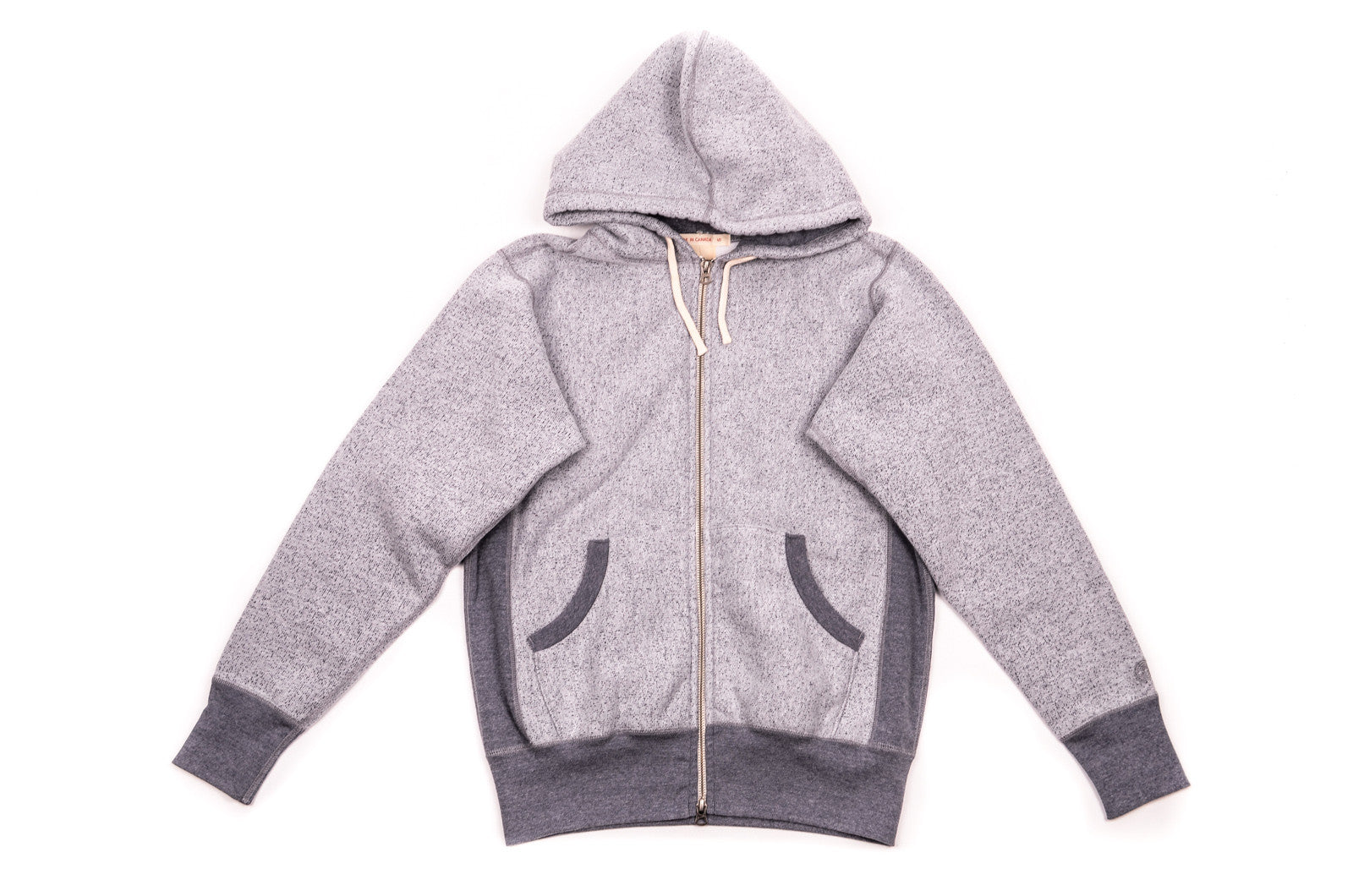 Capsule Plus Zip Hoody Navy