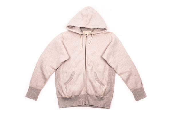 Capsule Plus Zip Hoody Oatmeal
