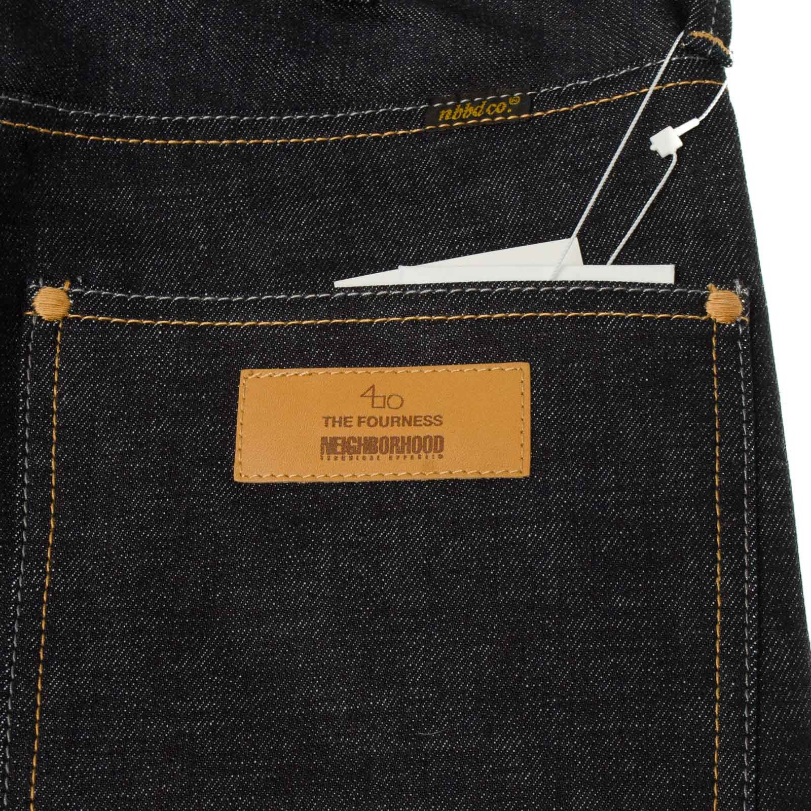 Neighborhood x Fourness Straight Denim