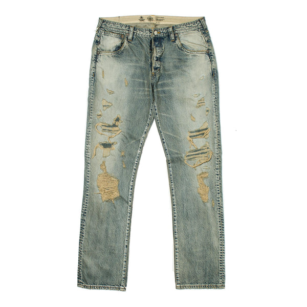 C5 New Tapered Jean (Washed)