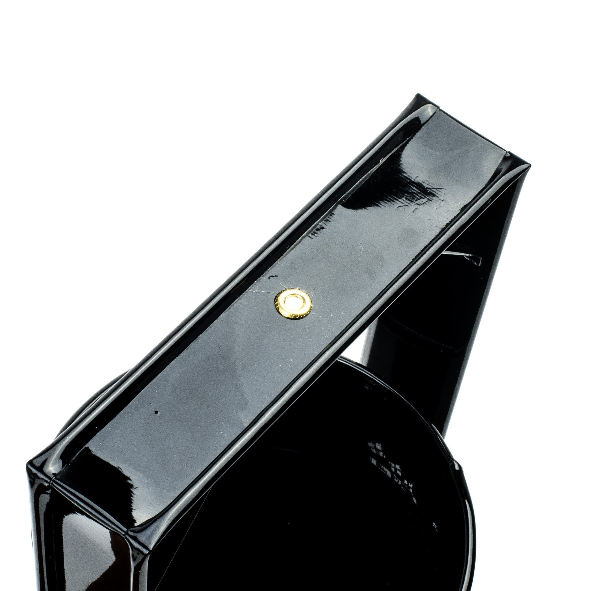 Regular Size Metal Holder Black
