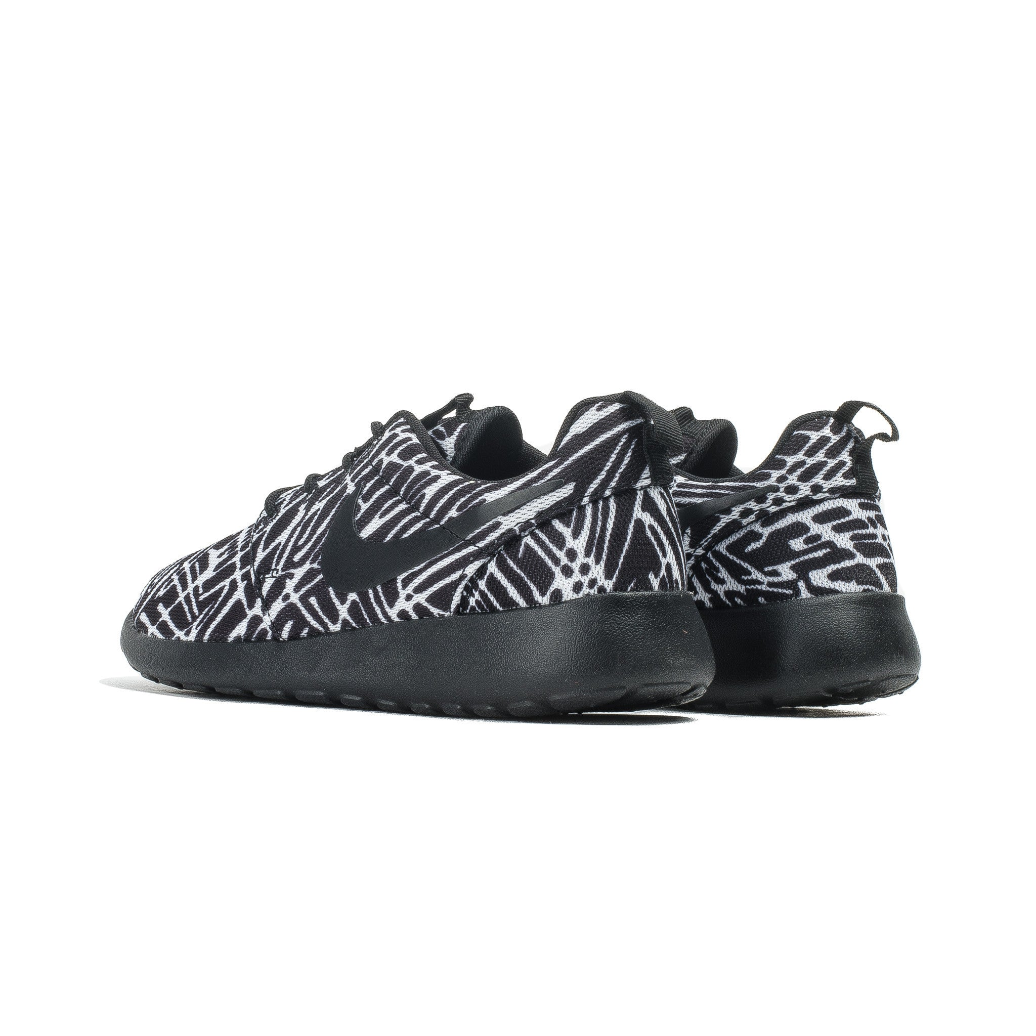 WMNS Roshe One Print 599432-009 Black