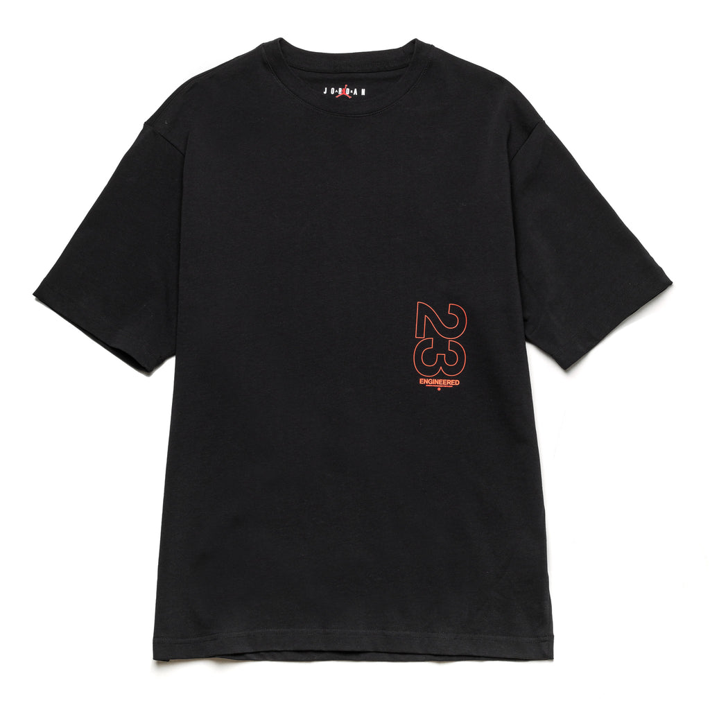 Jordan 23 Engineered Tee CN3103-010 Black