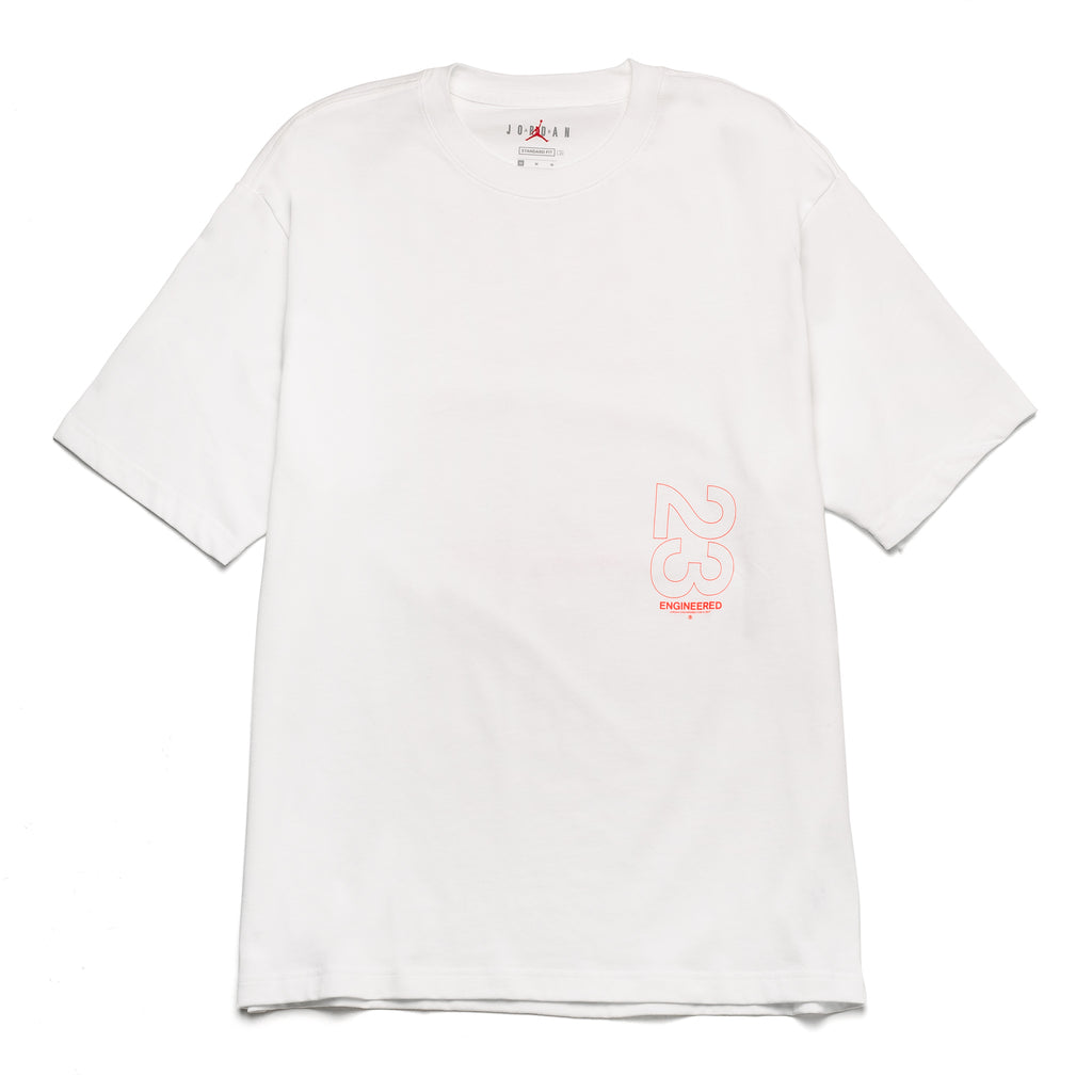 Jordan 23 Engineered Tee CN3103-100 White