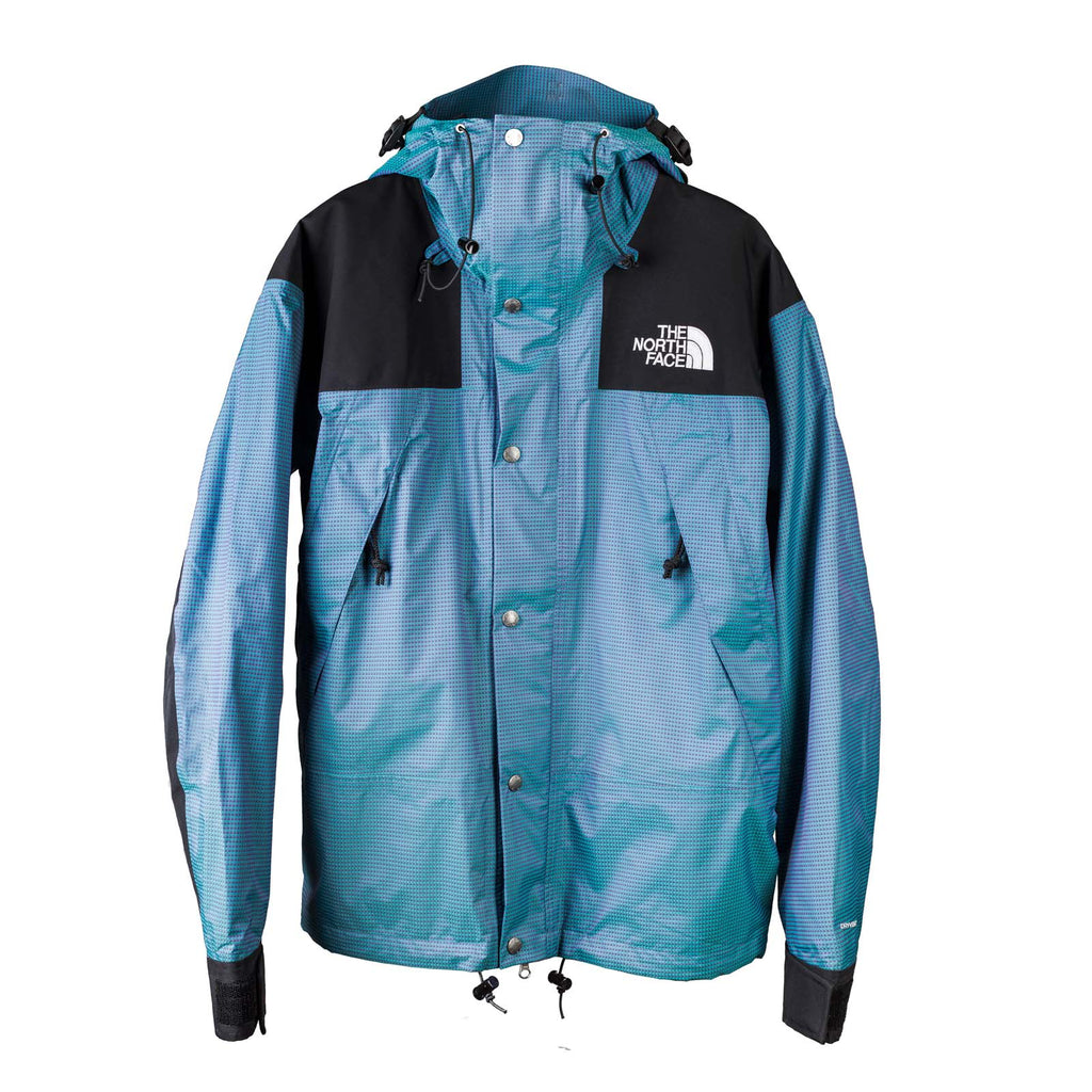 1990 Seasonal Mountain Jacket Iridescent Multi NF0A3XCP