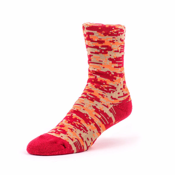 Digi Socks Red