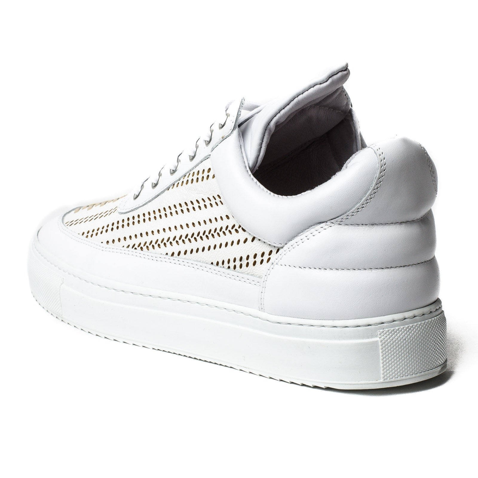 Gaucho Low Top White 1010024