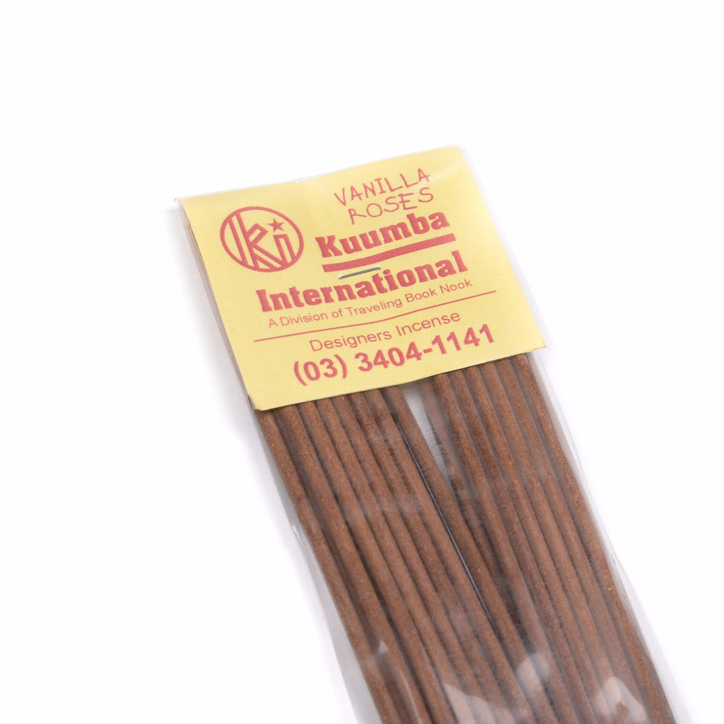 Vanilla Roses Regular Incense