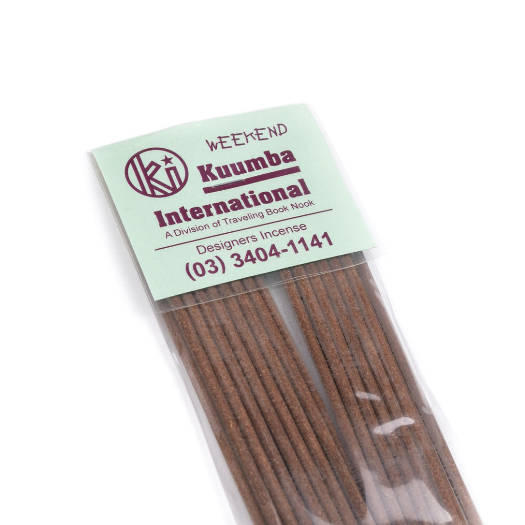 Weekend Mini Incense