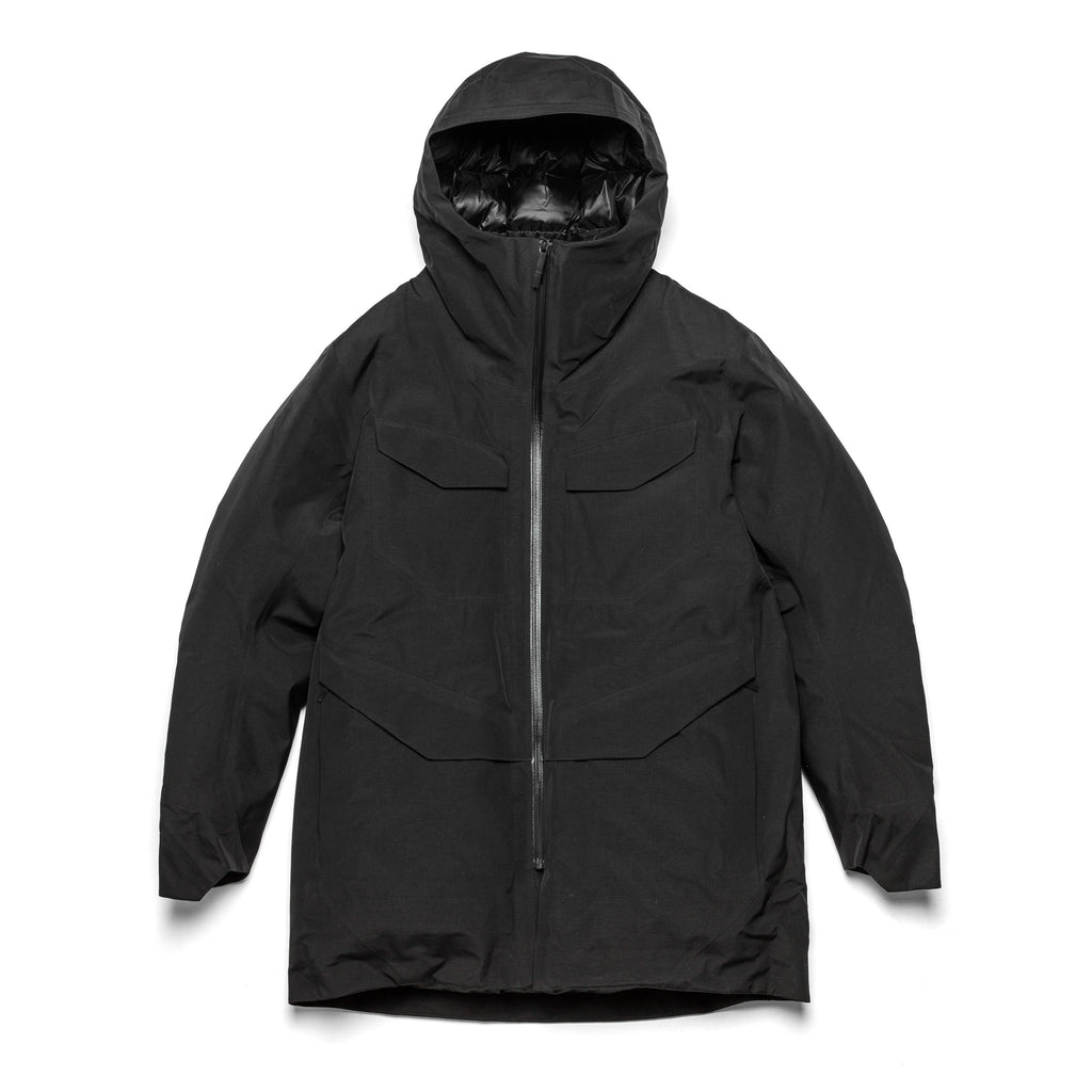 Node Down Parka 28837 Black