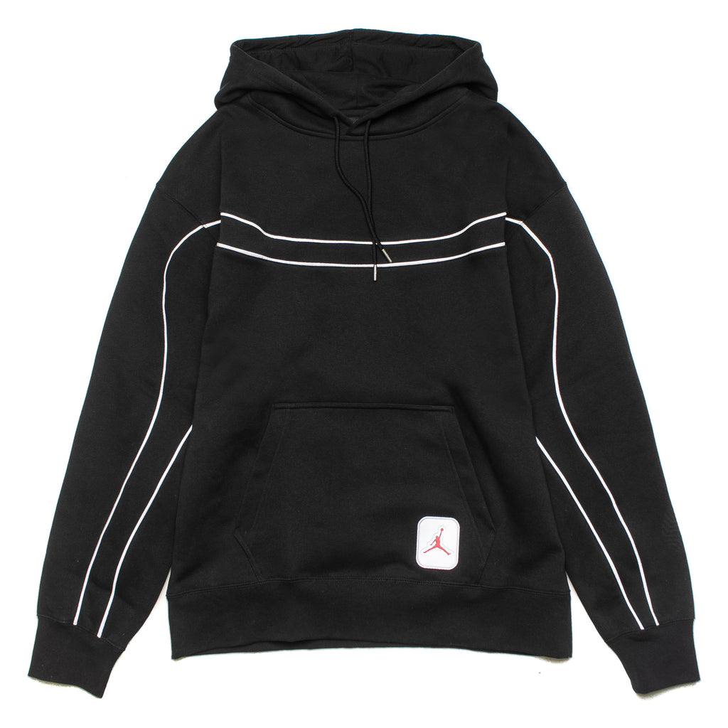 Jordan Reflective Fleece Hoodie CU1668-010 Black