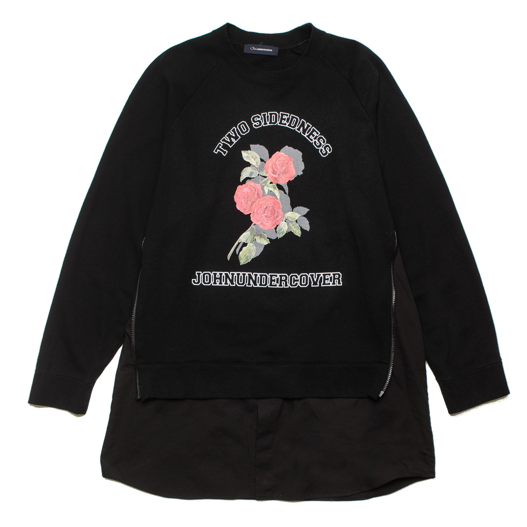 JUW4802 SWEATER Black