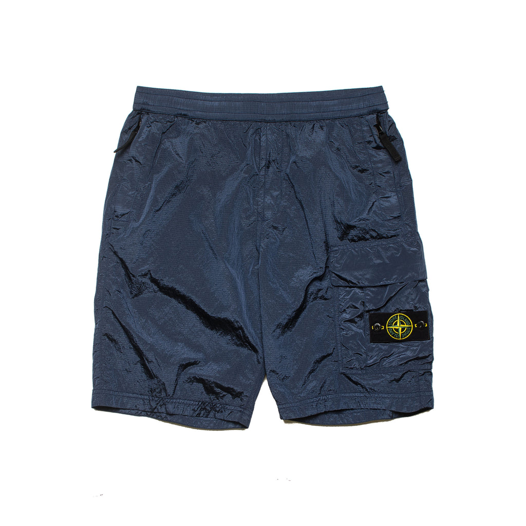 Nylon Metal Bermuda Shorts 7015L1017 V0028 Navy