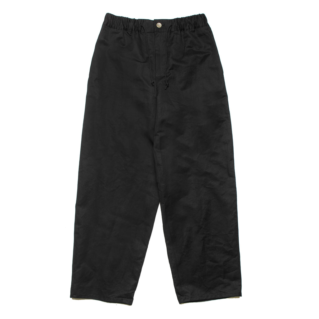Wide Easy Pants DWSOA031 Black