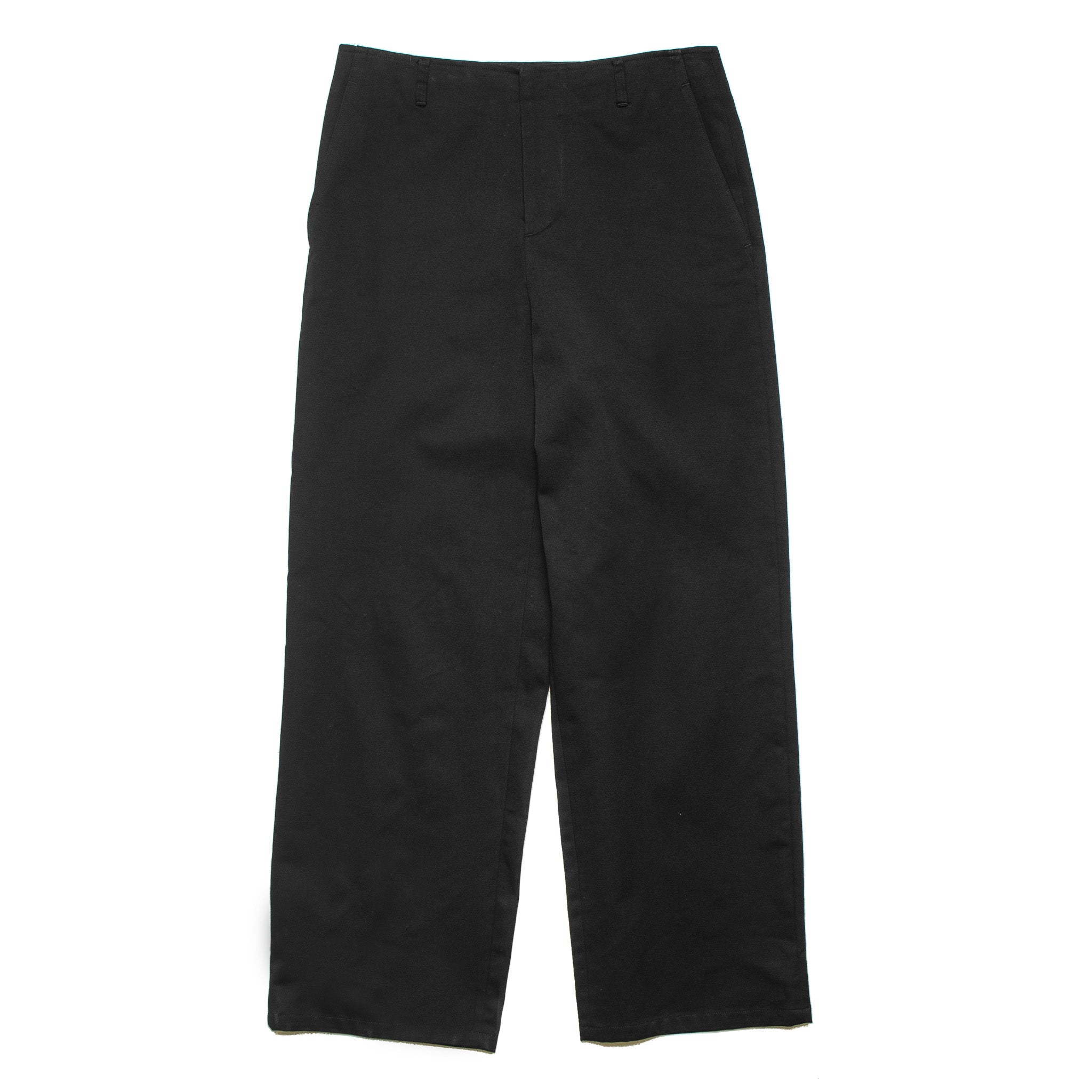 Wide Pants DWSOA026 Black