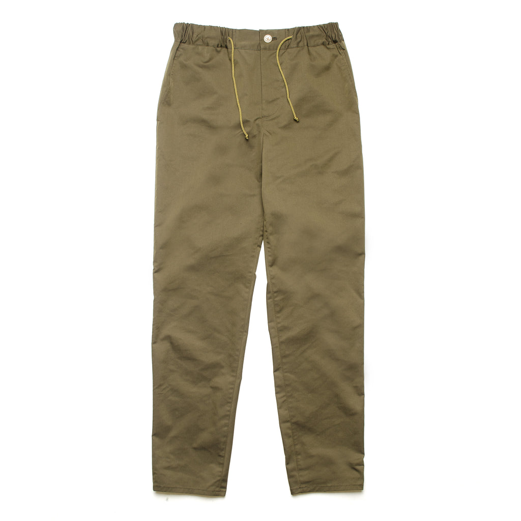 Slim Easy Pants DWSOA028 Olive