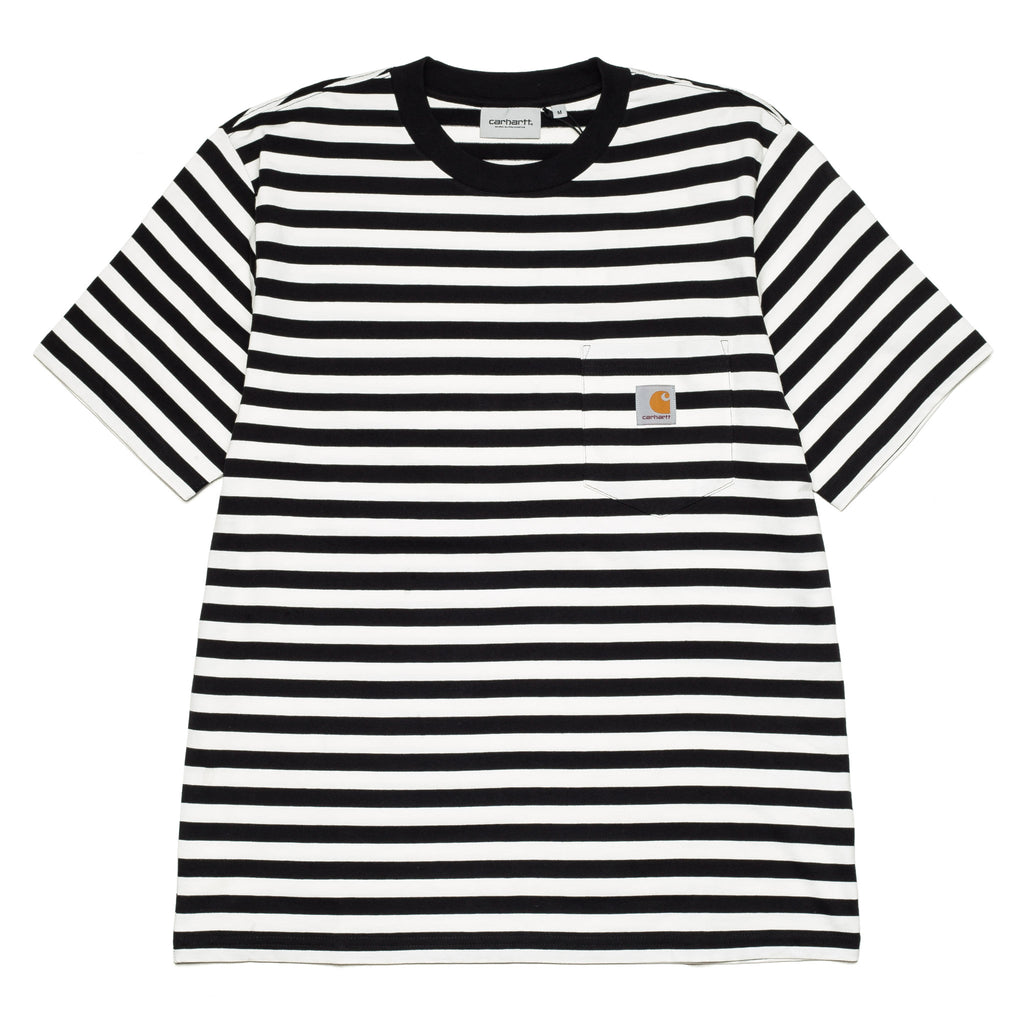S/S Scotty Pocket Tee S/S I027732 Black