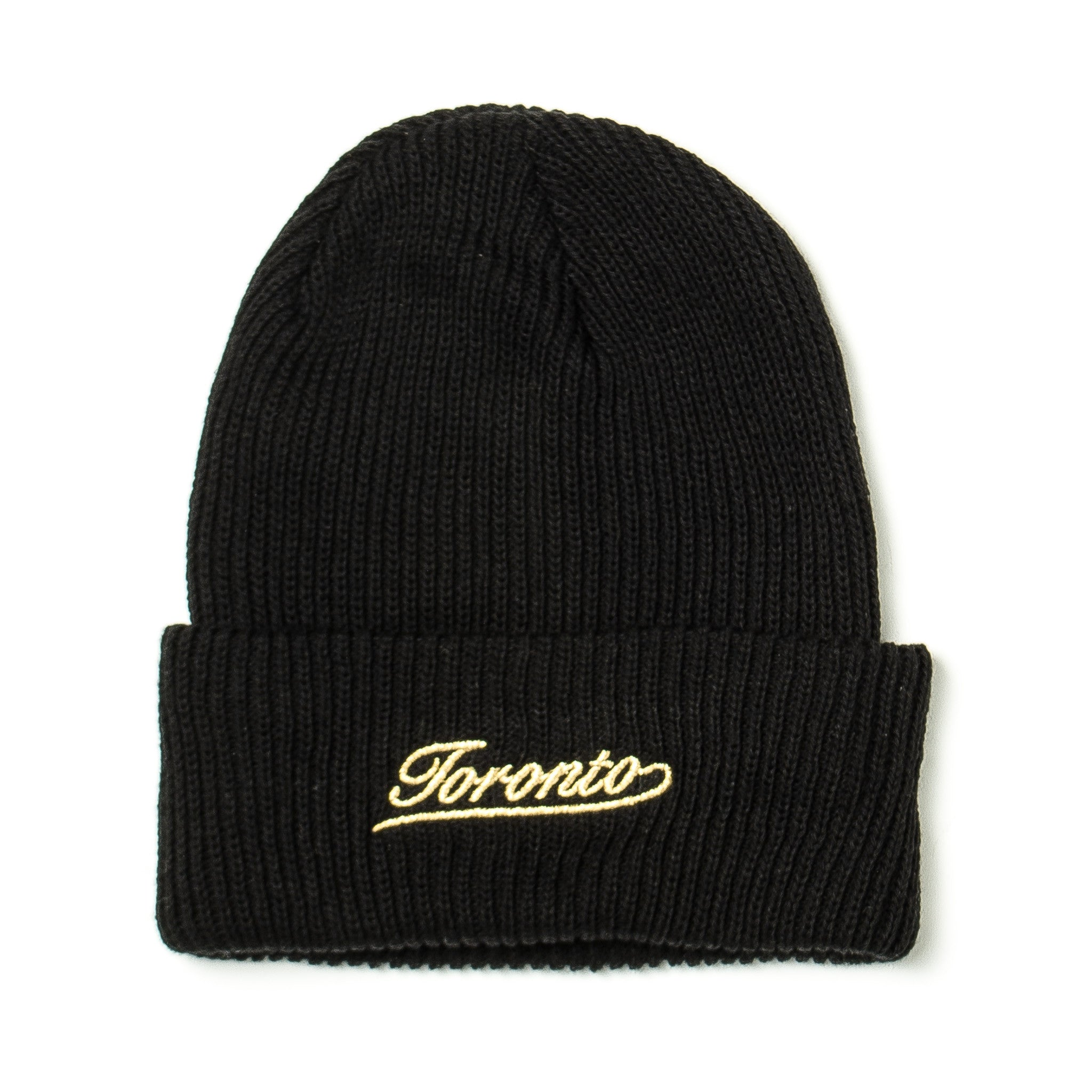 Capsule Toronto Beanie AS Black/Gold